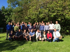 #Graines2015 - The Group